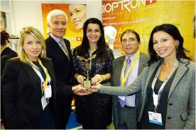 Latest recognition for Zepter International