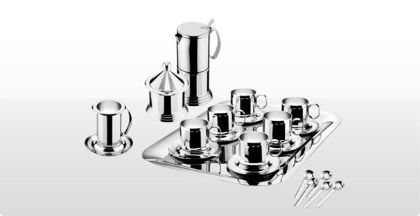CONTE STAINLESS STEEL