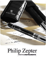 Philip Zepter Writing Instruments